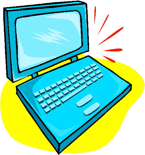 Laptop clipart #14, Download drawings