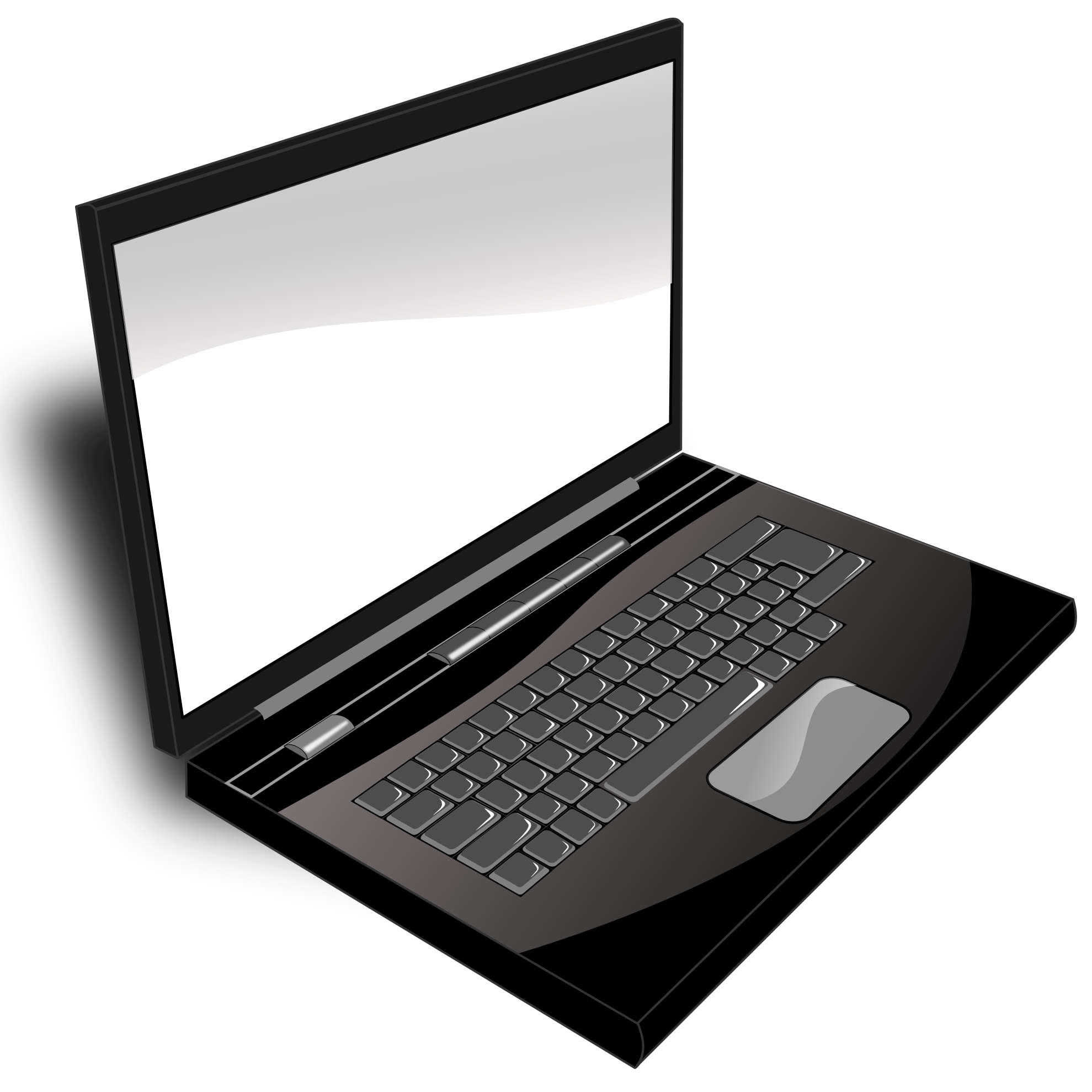Laptop clipart #7, Download drawings