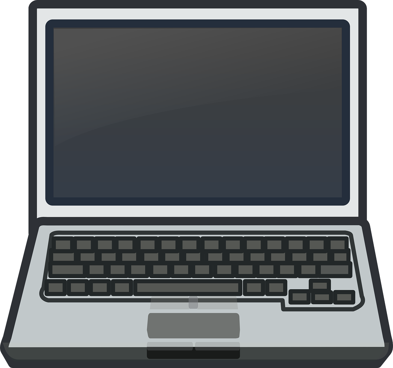 Laptop clipart #19, Download drawings