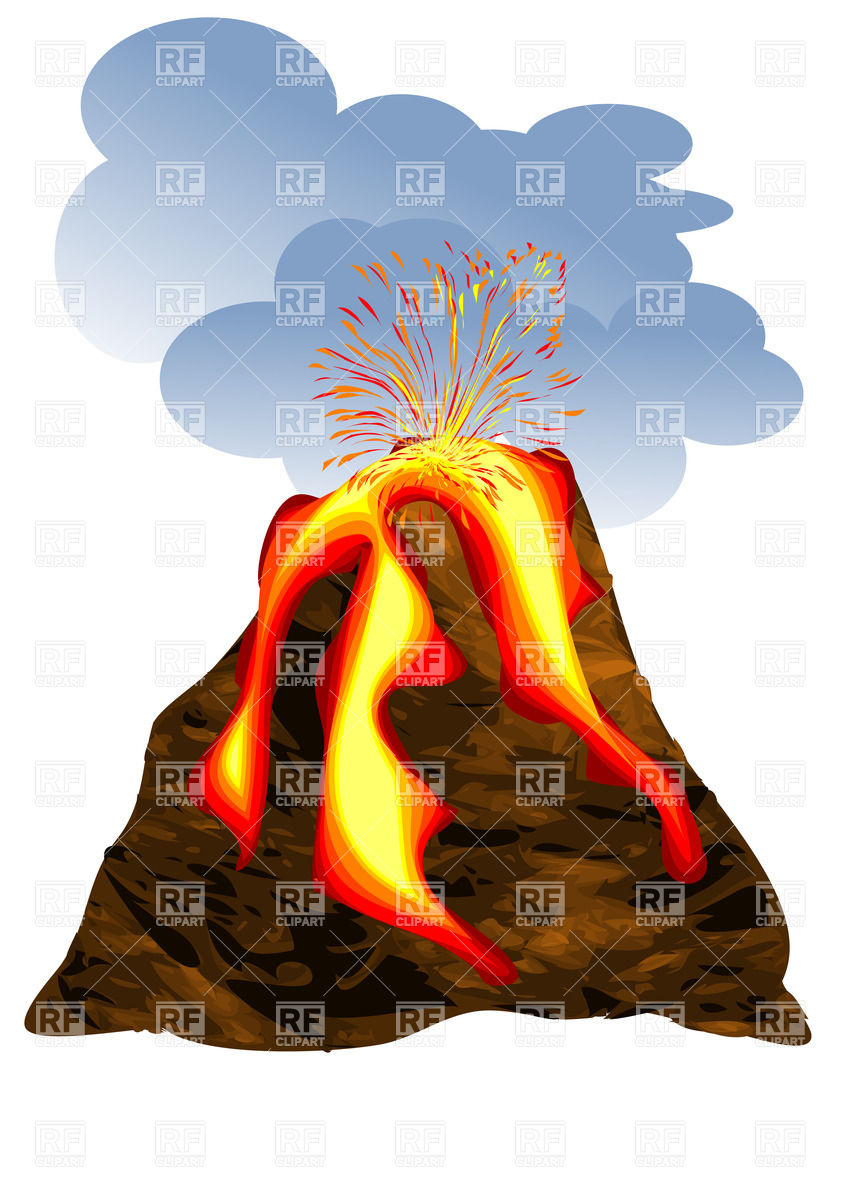 Lava clipart #5, Download drawings