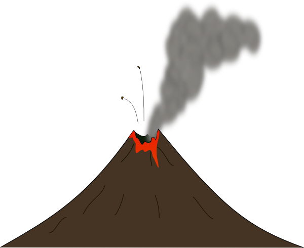 Lava clipart #4, Download drawings
