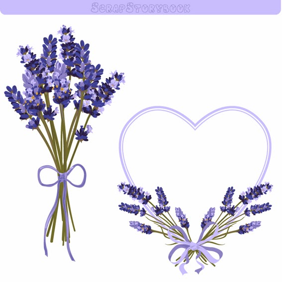 Lavender clipart #4, Download drawings