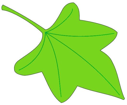 Leaf clipart #18, Download drawings