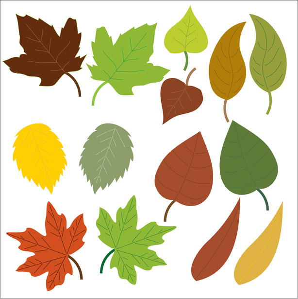 Leaf clipart #10, Download drawings