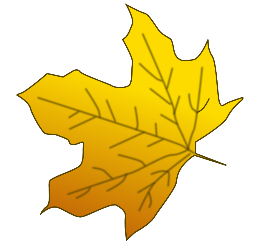 Leaf clipart #2, Download drawings