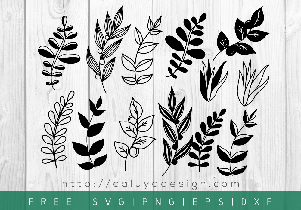 leaves svg free #257, Download drawings