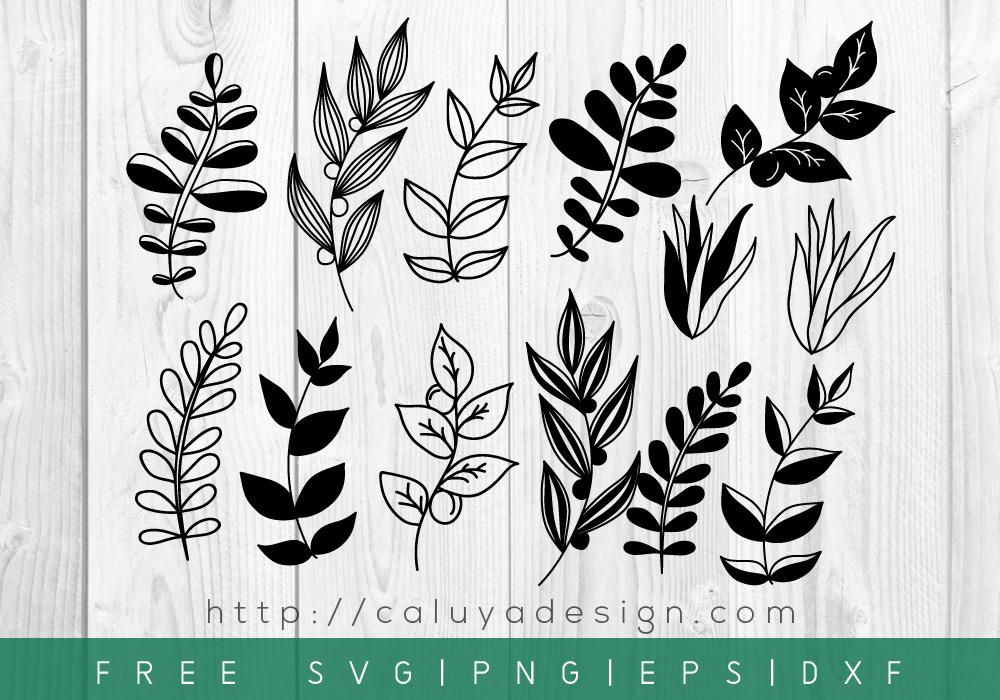 leaf svg free #461, Download drawings