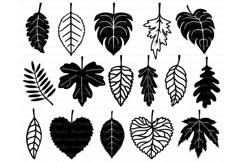 leaves svg free #255, Download drawings