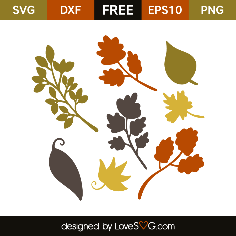 leaves svg free #248, Download drawings