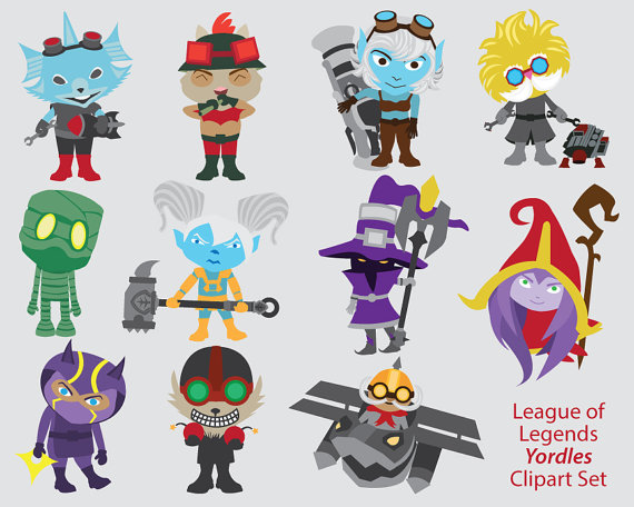 League Of Legends clipart #20, Download drawings