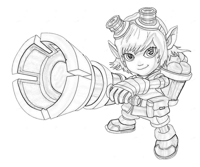 League Of Legends coloring #6, Download drawings