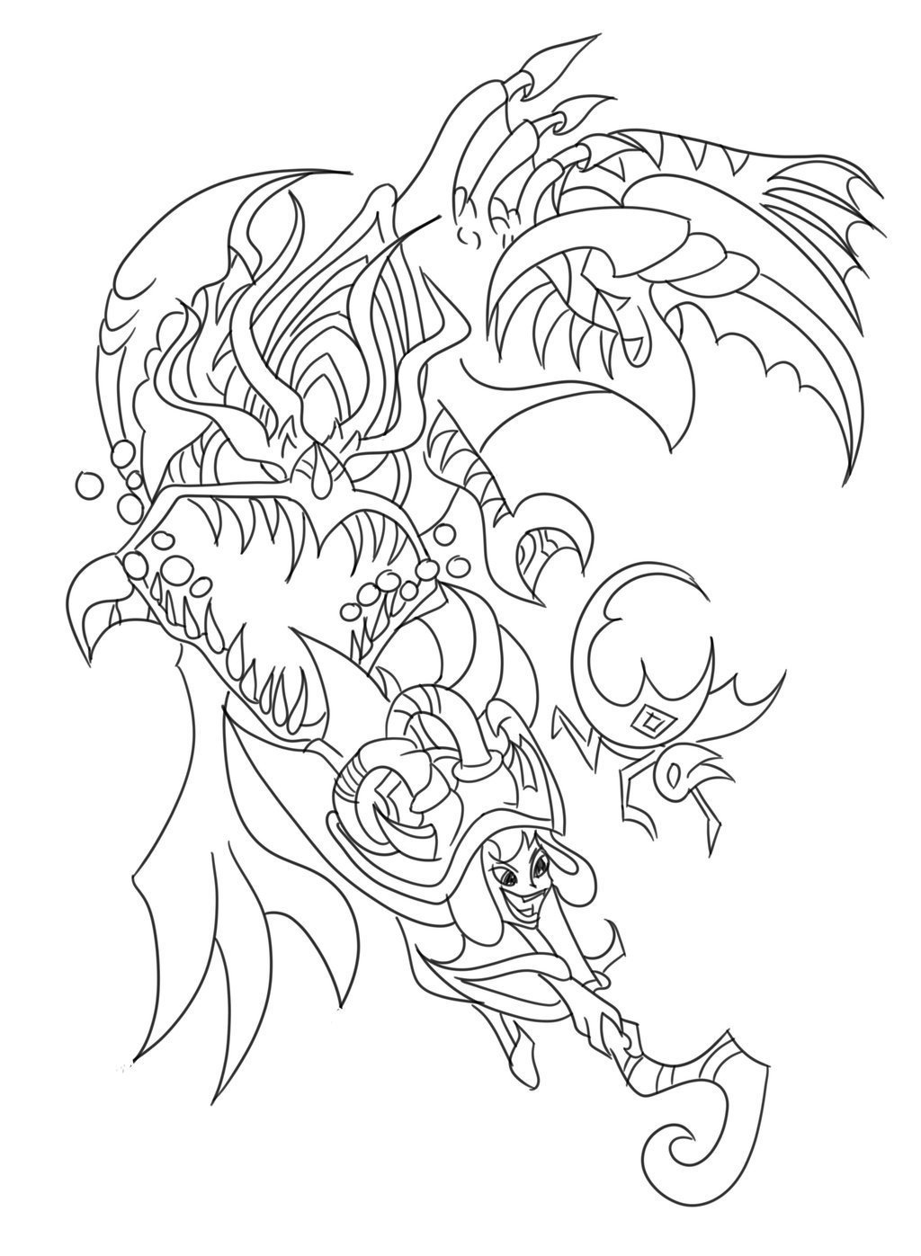 league of legends rumble coloring pages | League Of Legends coloring, Download League Of Legends ...