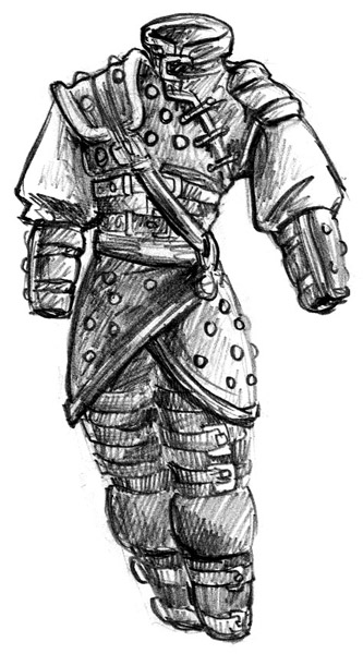 Leather Armor clipart #4, Download drawings
