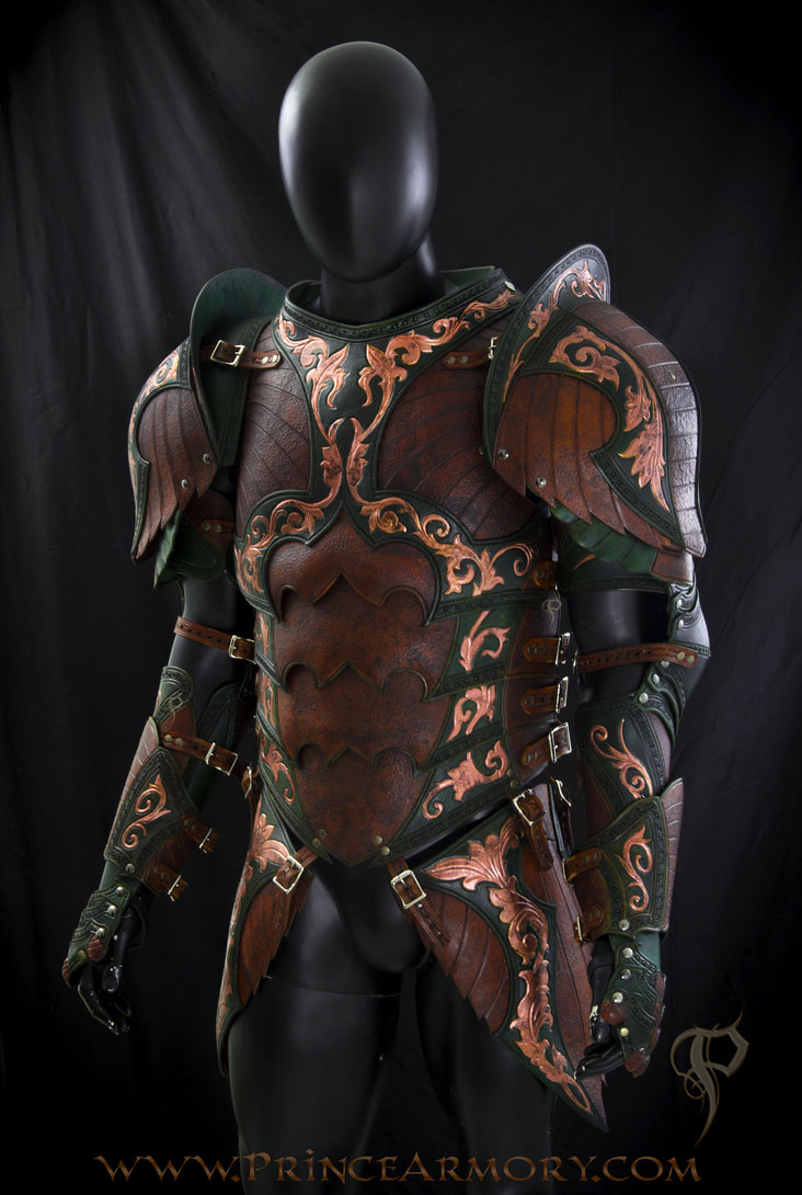 Leather Armor coloring #2, Download drawings