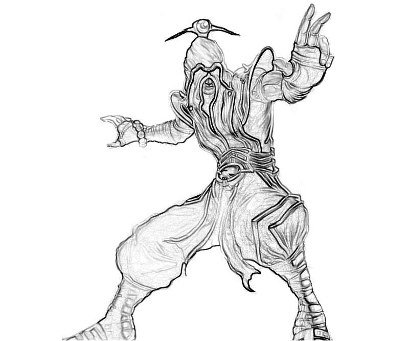 LeBlanc (League Of Legends) coloring #8, Download drawings