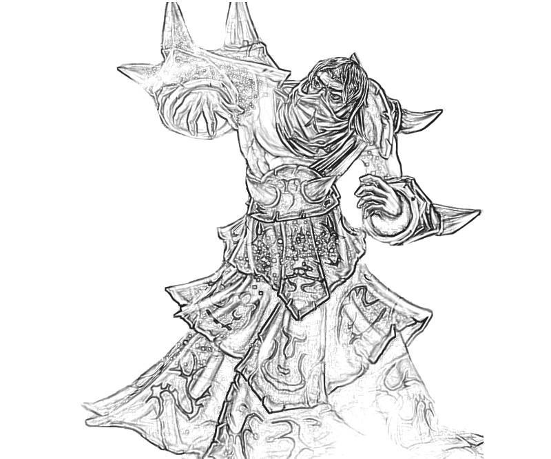 LeBlanc (League Of Legends) coloring #10, Download drawings