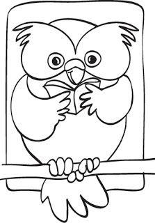 Lechuza coloring #12, Download drawings