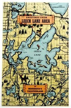 Leech Lake coloring #8, Download drawings