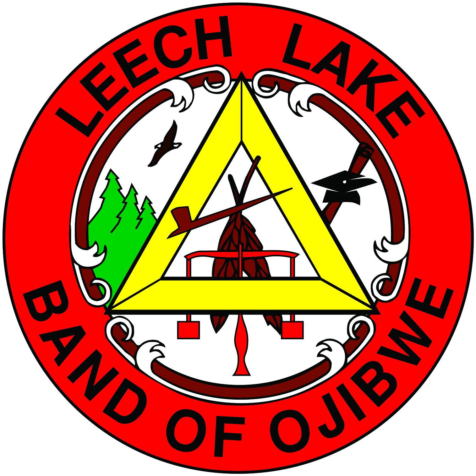 Leech Lake coloring #20, Download drawings