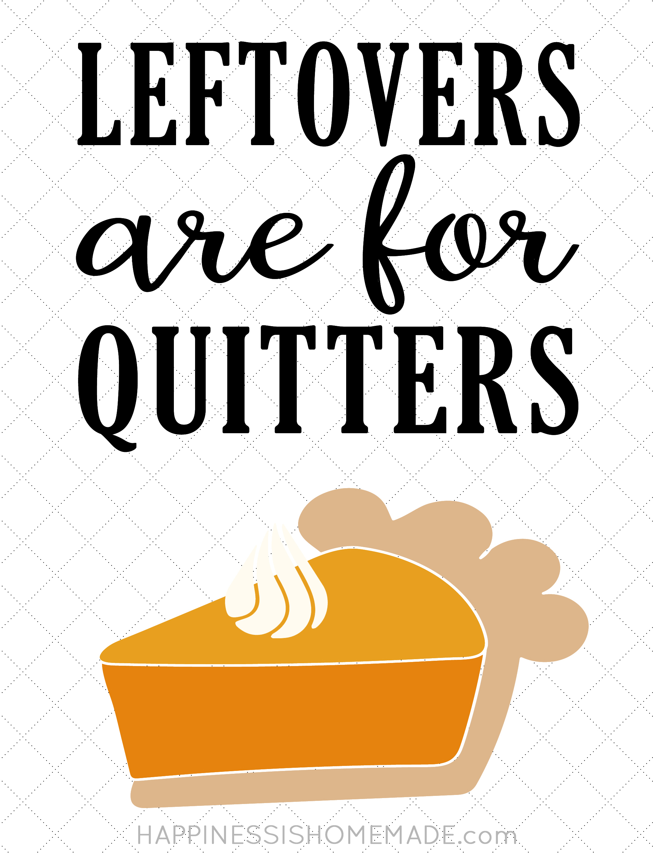 leftovers are for quitters svg #525, Download drawings