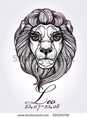Leo (Astrology) clipart #12, Download drawings