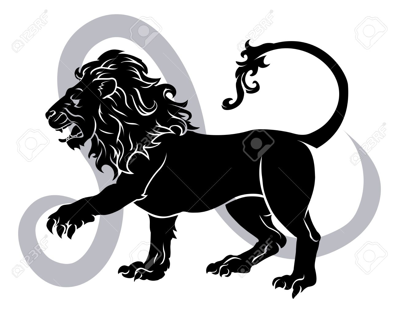 Leo (Astrology) clipart #10, Download drawings