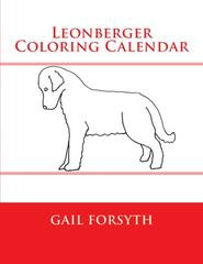 Leonberger coloring #11, Download drawings