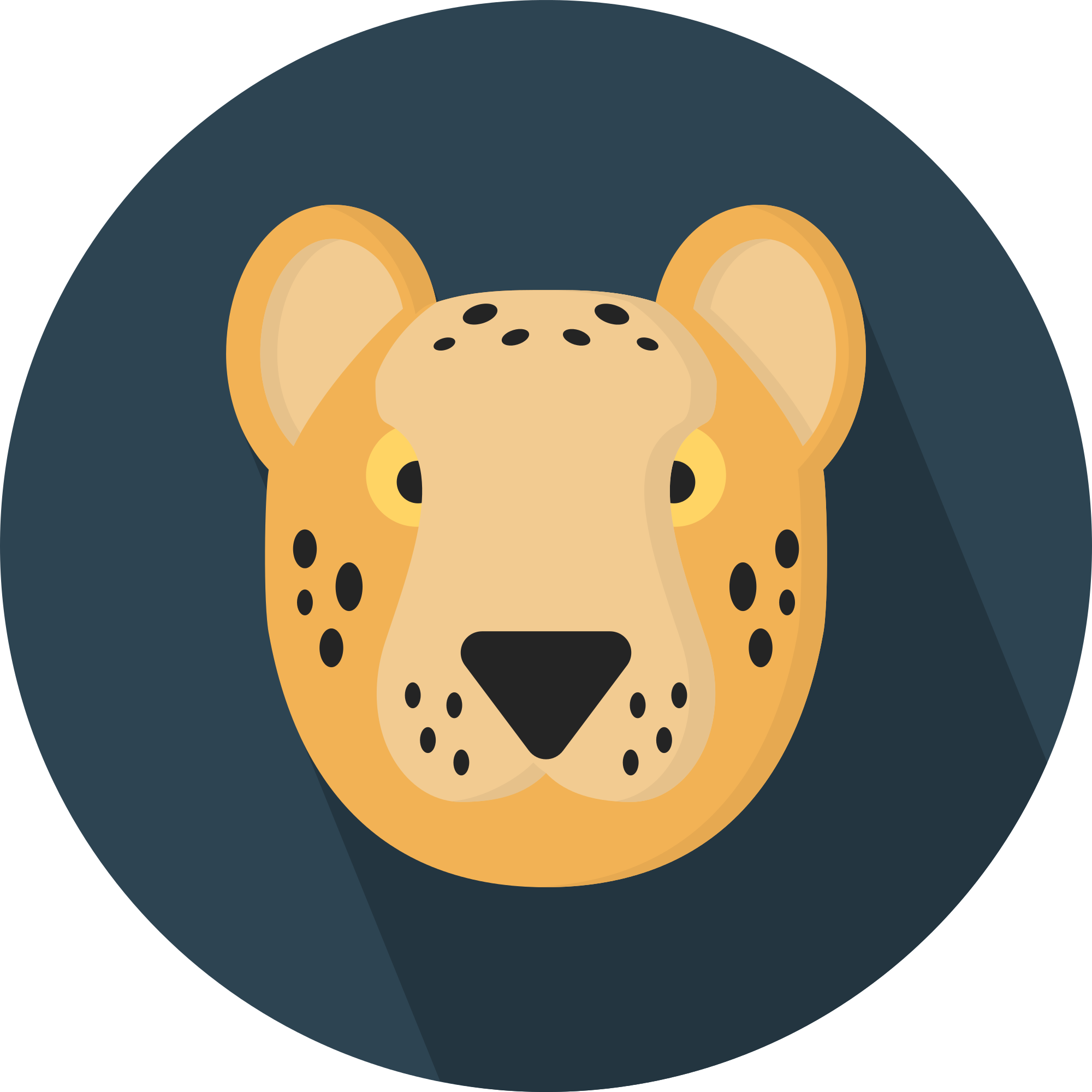 Leopard svg #3, Download drawings