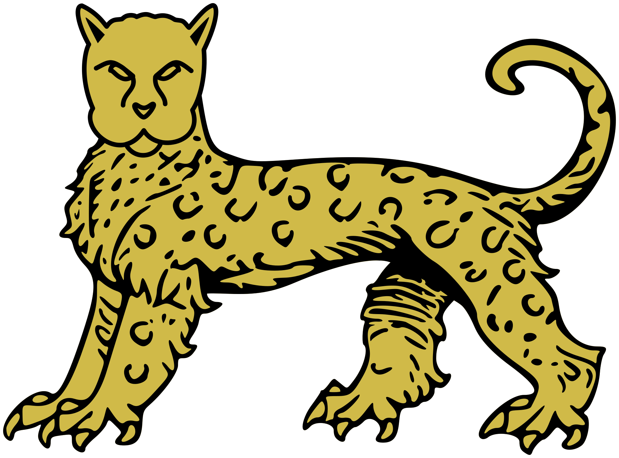 Leopard svg #11, Download drawings