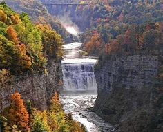 Letchworth State Park coloring #10, Download drawings