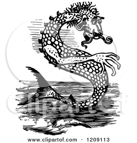 Leviathan clipart #8, Download drawings