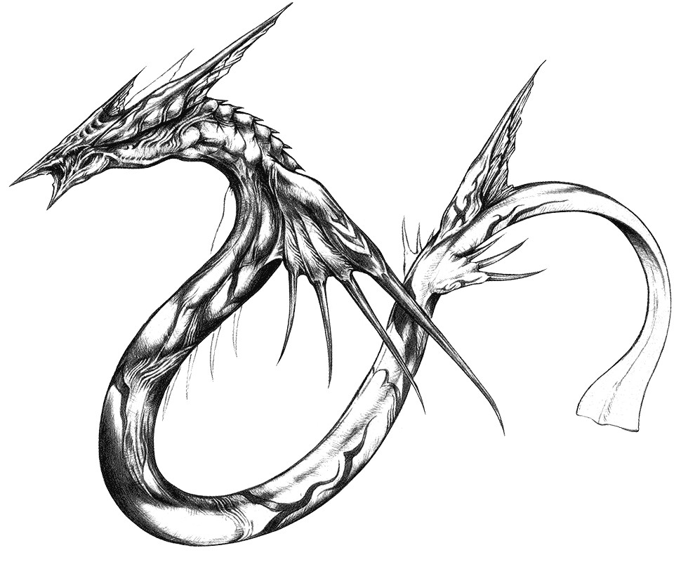 Leviathan clipart #13, Download drawings