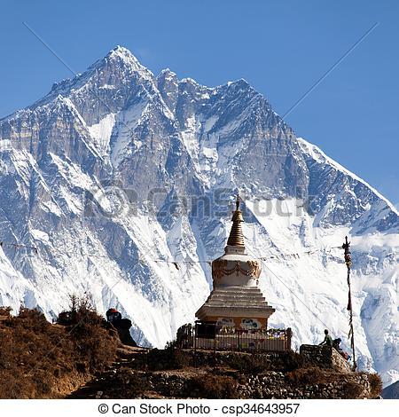 Lhotse clipart #1, Download drawings