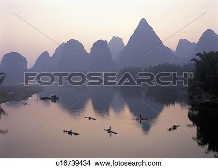 Li River clipart #19, Download drawings