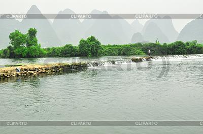 Li River clipart #2, Download drawings