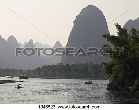 Li River clipart #17, Download drawings