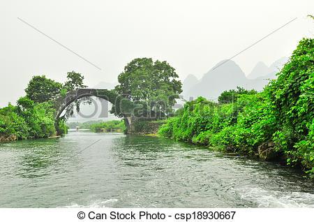 Li River clipart #11, Download drawings