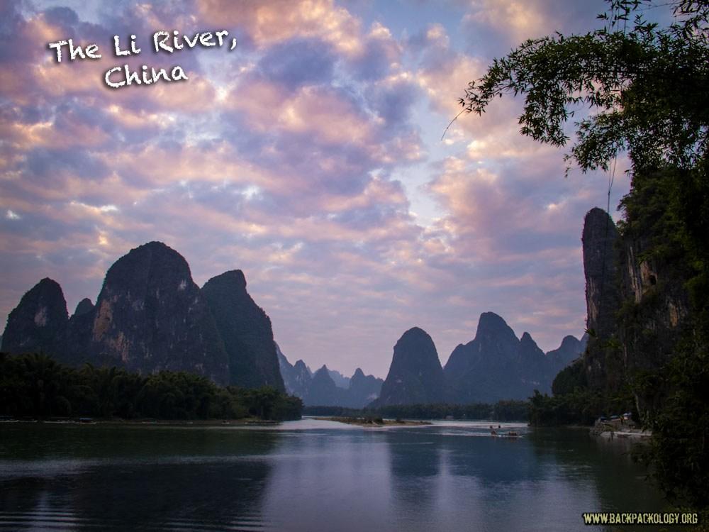 Li River coloring #2, Download drawings