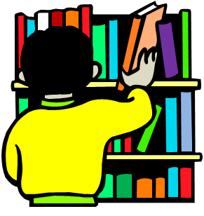 Library clipart #7, Download drawings