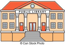 Library clipart #2, Download drawings