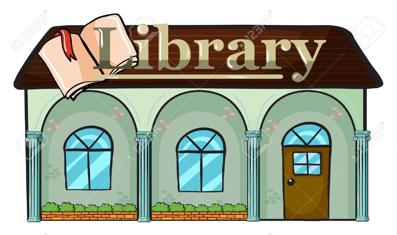 Library clipart #19, Download drawings