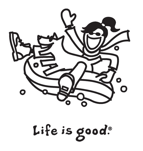 Life Is Good coloring #6, Download drawings