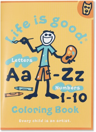Life Is Good coloring #10, Download drawings