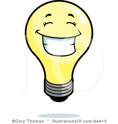 Light Bulb clipart #1, Download drawings