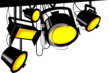 Light clipart #2, Download drawings
