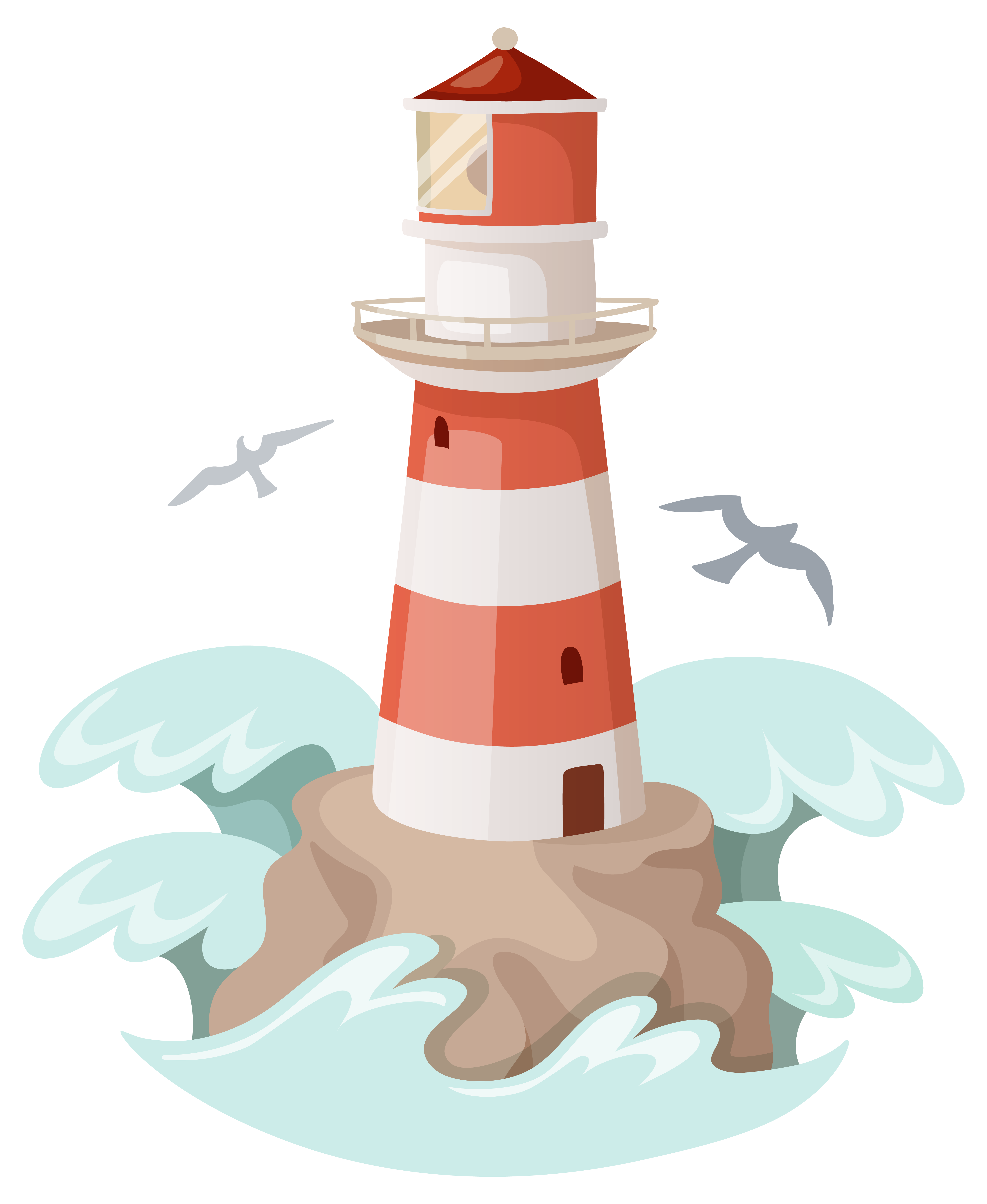 Lighthouse clipart #4, Download drawings