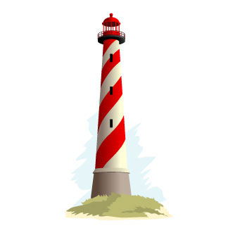 Lighthouse clipart #12, Download drawings