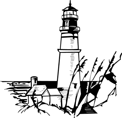 Lighthouse clipart #2, Download drawings