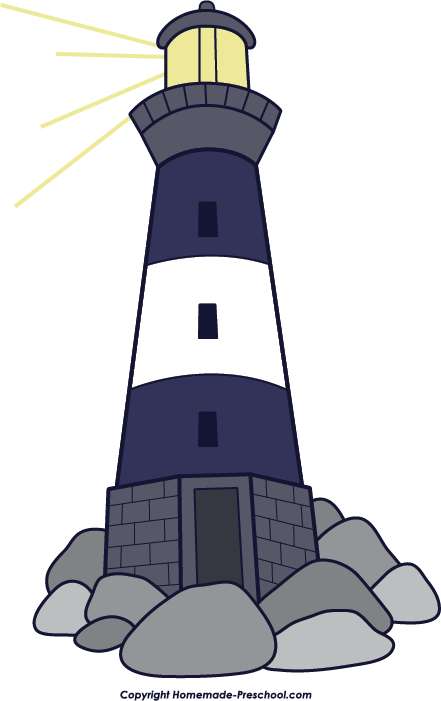 Lighthouse clipart #17, Download drawings