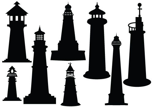 Lighthouse svg #2, Download drawings